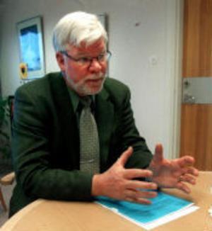 Kjell Linde är vd för bolaget Ulno som ansvarar för friskolan Prolympia.