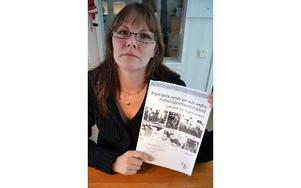 Nu anmäler Elaine Lundgren bun i Orsa kommun och dess skolchef Anna Björk till Skolinspektionen. Foto: Hans Olander/DT