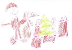 Liam Haglund, 4 år, Härnösand.