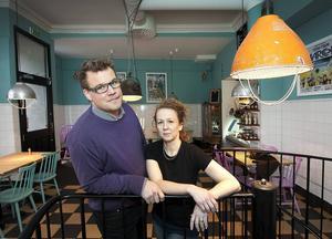 Johan och Anna Modéer säljer nu sin restaurang Delicerano, som de har drivit sedan 2007.