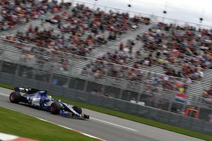 Marcus Ericsson blev 13:e i Kanadas GP.