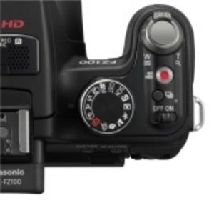 60 bilders i superzoomen Panasonic FZ100