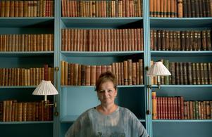 Danska poeten och författaren Dorthe Nors.
