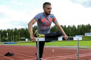 Tom Kling Baptiste är kvalificerad för EM – nu vill han ta sig till OS.