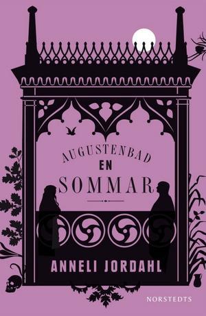 """Anneli Jordahl""""Augustenbad en sommar""""(Norstedts)En fantastisk miljöskildring av en kurort bjuder Anneli Jordahl på när hon plågar en stackars alkoholiserad poet i Augustenbad. Poeten lider av kalla bad och abstinens – men läsaren njuter av det klassamhälle i miniatyr som författaren skildrar. När romanen tar slut saknar man livet i Augustenbad."""