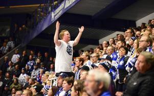 Martin Jönslars-Eriksson tycker inte om att åka till Gävle och se matcherna mot Brynäs.