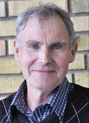 Göran Espmark (C) var den som fick svara på de flesta frågorna.