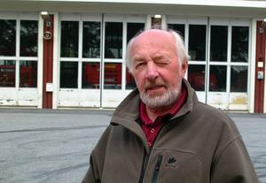"""""""Det här är möjligen ett fall för räddningstjänsten"""", säger miljö- och hälsoskyddsnämndens ordförande Jim Salomonsson, (S)."""