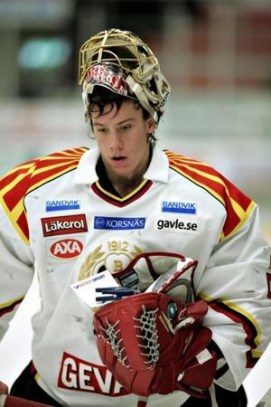 Jacob Markström och Brynäs fick lämna Örnsköldsvik efter en uddamålsförlust. Jacob kan dock trösta sig med att han av allt att döma blir uttagen till LG Hockey Games.