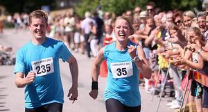 Mårten Björklund/Katrin Björklund. Foto: Mikael Stenkvist