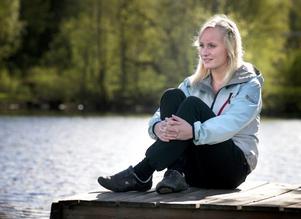 Motiverad. I ny klubb och helt frisk, efter tidigare mykoplasmainfektioner, känner sig Moa Gomersson sugen på att dra i gång försäsongsträningen.