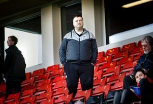 Richard Holmlund såg Kif Örebro spela 1-1 mot Malmö i den allsvenska premiären.