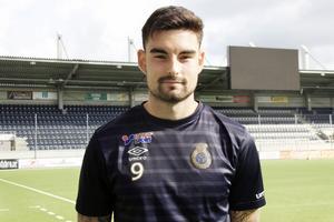Diego Montiel har två säsonger bakom sig i Dalkurd – och efter utlåningen till Gefle IF ställs han nu mot sina tidigare lagkamrater.