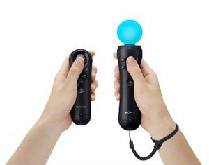 Move-kontroller: Störst precision. Sony visade upp de rörelsekänsliga handkontrollerna Playstation Move och ett stort antal lanseringsspel. Sonychefen Jack Tretton utlovar de mest precisa rörelsekänsliga handkontrollerna på marknaden när de släpps i Sverige den 15 september.
