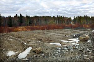 Kommunens miljöchef bedömer att tippen är cirka en hektar stor och med ett meddjup på cirka fyra meter.