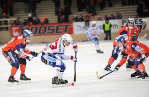 Bollnäs har en match kvar den här säsongen – borta mot Gais på tisdag.