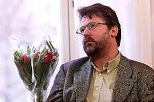 Flyktingadvokaten Tryggve Emstedt var lättad sedan misstankarna mot honom om urkundsförfalskning hade avfärdats. ARKIVBILD