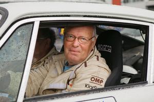 Björn Waldegård.