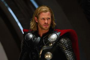 Chris Hemsworth som Thor