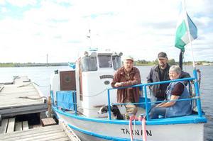 Även Tärnan af Karlstad, med hemmahamn i Strömsund, tillhör de utvalda fartygen i tävlingen