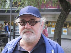 Tommy Hansson, är gruppledare för Sverigedemokraterna i Södertäljes kommunfullmäktige.
