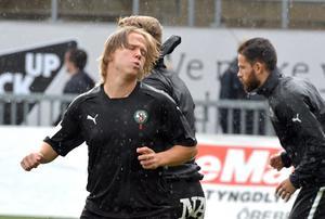 Petteri Forsell har bara fått göra korta inhopp sedan han kom till ÖSK i somras.