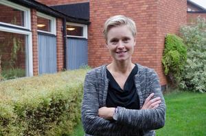 Anna Lagerdahl, chef traffickinggruppen polisregion bergslagen, berättar att polisen gjorde en spaningsinsats på ett hotell i Borlänge i september vilket ledde till att två män togs misstänkta för sexköp.
