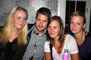 Bill&Bob. Anna, Albin, Sofia och Sandra