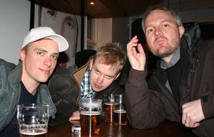 Bill & Bob. Glif Blom, Fredrik och Henrik