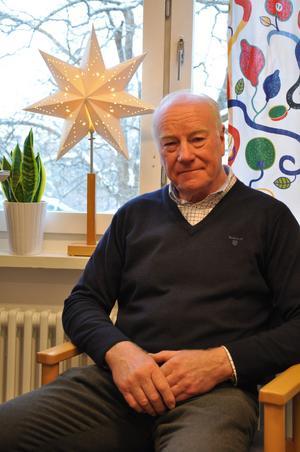 Lars Brodén (M) är ny ordförande i kyrkonämnden.