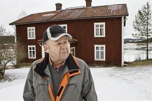 Seth Häggqvist är ordförande i Arnäs hembygdsförening.