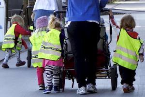 För en dagbarnvårdare har inga formella kompetenskrav funnits. Det finns heller ingen läroplan för pedagogisk omsorg. Foto: Hasse Holmberg