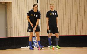 Johan Jonsson och Niclas Elofsson.