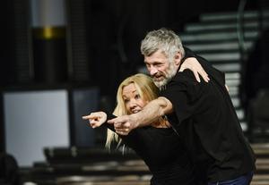 Thomas Wassberg tränar inför fredagens Let´s Dance.