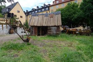 En minitatyrstad planeras till Säterdalen när man från och med nästa år kommer att börja att utveckla  lekområdena – om kommunfullmäktige säger ja till förslaget. Foto: Ivar Inkapööl