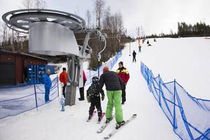 Ett besök i slalombacken är en riktig sportlovsklassiker.