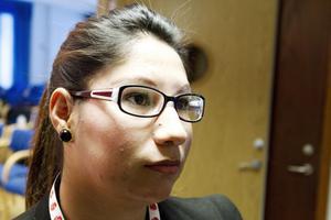 Li Alegria hoppades att de som kom till seminariet skulle bli stärkta av det de fick höra.