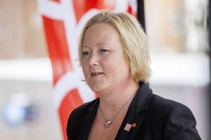 Ulrika Falk, gruppledare för S i Norrtälje, efterlyser fler hyresrätter i Norrtälje och Rimbo. – I dag är nyproduktionen av hyresrätter missgynnad, säger hon.