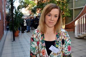 Kajsa Sjösvärd är chef för funktionen för mänskliga rättigheter och folkhälsa inom länsstyrelsen Dalarna.