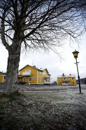 Brinkeboda i Mörsil är en av byggnaderna som Firma Tea Widéen visat intresse för.