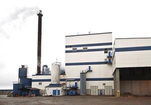 Nynäshamns fjärrvärmeverk ska förses med en ny anläggning för rening av processvatten.