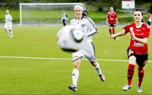 Det var flera matcher och tävlingar under lördagen, bland annat ett division 2-möte mellan Frösö IF:s damer och Team Hudik.