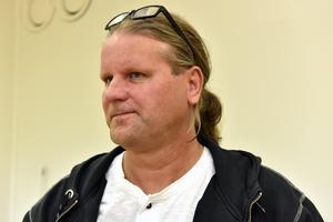Conny Backlund är en av sju lärare på Fordons- och transportprogrammet.