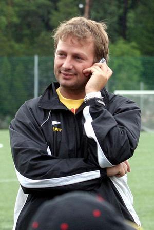 Fredrik Giesecke. FOTO: VLT/ARKIV