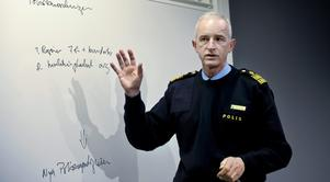 Länspolismästare Dan Persson.