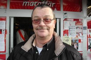 Gunnar Cogrell, 60 år, Gräftåvallen:– Jag skulle absolut inte säga nej eftersom jag trivs så bra på mitt arbete.
