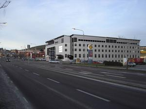 Så här kommer det nya parkeringshuset att se ut.