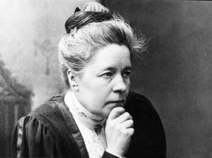 Selma Lagerlöf, Nobelpristagare i ltiteratur 1909.