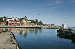Fastigheten som rymmer Hotell Havsbaden säljs för 39,5 miljoner kronor.