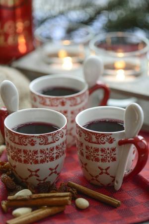 Det är åter dags att samla vännerna och njuta av säsongens varma drycker.